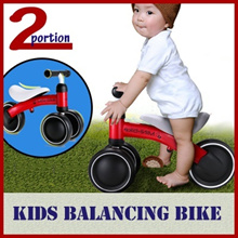 KIDS BALACING BICYCLE / MINI BIKE / WALKER / SUITABLE FOR 1-3YEARS / LIGHTWEIGHT / SCOOTER