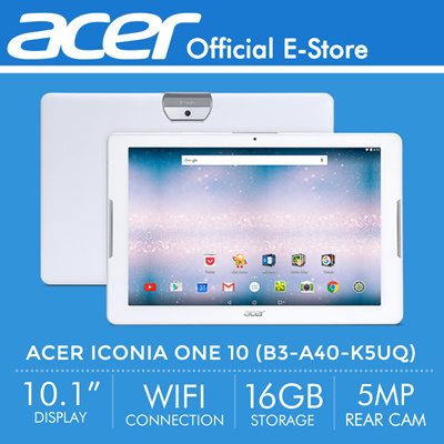 Qoo10 - Acer Iconia One : Mobile Devices