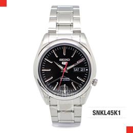 Seiko 5 Automatic Mens Watch SNKL45K1. Free Shipping 1 Year Warranty!