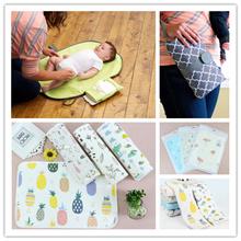 Waterproof diaper changing mat/Proortable Baby Diaper Changing Mat★Waterproof★Foldable