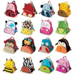 【Back to School】Animal Design School Bag for Kids/Children/Toddler- [3 Pcs in One Shipping Rate]