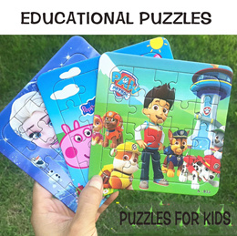 Educational Puzzle For Kids Goodie Bag School Education Toys Children Day Christmas Gift