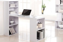 (FREE SHIPPING TO West Malaysia) Desk with Shelves