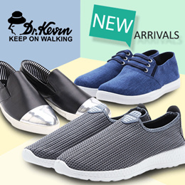 ★★NEW ARRIVAL ★★Dr.Kevin  Best seller slip on - Women slip on collections