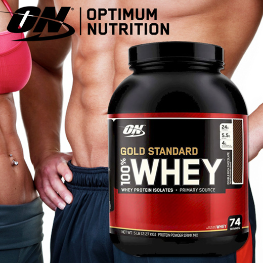 Qoo10 Optimum Nutrition Gold Standard 100 Whey Double Rich Chocolate 5 L Diet Styling