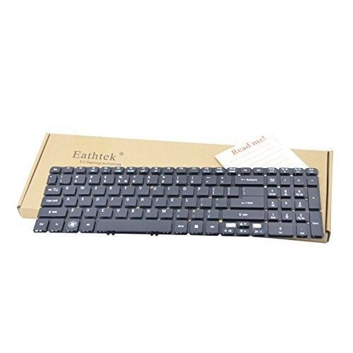 ada904c7ff6d Eathtek New Laptop Keyboard without Frame for Acer Aspire V5 V5-531 V5-571  V5-571P V5-531 V5-571 V5-