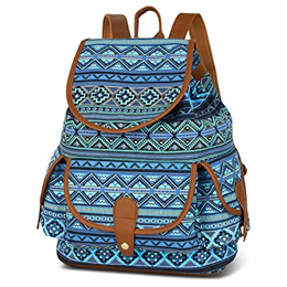 92a01cf0e5a2 COUPON  ▷ 1 Shop Coupon◁ Vbiger Canvas Backpack Casual School Bag Travel  Daypack for Girl