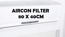 Aircon Filter★Air cooler Filter★Air Cleaning★Air Cleaner★Indoor★Cheap★Good Quality★Thick★80 X 40cm