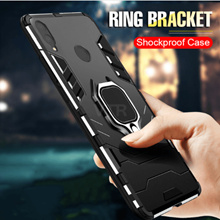 Magnetic Ring Case Xiaomi 9 Play Redmi Note 7 7 Pro