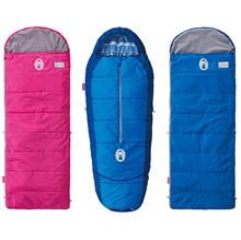 School kids / mom adjustable for COLEMAN Coleman sleeping bag sleeping bag Jr.