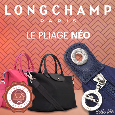 [Apply $20 Shop Coupon] ? Authentic Longchamp LE PLIAGE NEO Deals for only S$198 instead of S$0