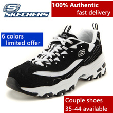 100% Authentic SKECHERS classic couple shoessports shoes student shoes limited offer
