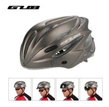 GUB Bicycle Helmet with 2 Lens Integrally-molded Mountain Bike Helmet 17 Air Vents Cycling Helmet