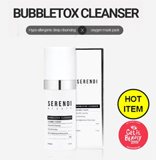 ❤ 24h-48h DELIVERY ❤ SERENDI BEAUTY BUBBLETOX CLEANSER 100ml ❤ RESULTS GUARANTEED ❤ SUPER HIT ITEM ❤