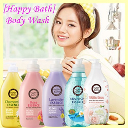 Happy Bath] Natural Body Wash Line / Big Size 900ml / Amorepacific / Natural Real Moisture/TTBEAUTY