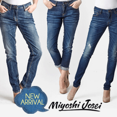 NEW Miyoshi Jeans Deals for only Rp199.900 instead of Rp199.900