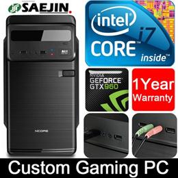 [Saejin] Gaming Custom PC / i7-860 Quad core CPU / GTX1060 Gaming / High-spec gameplay/ Refurbished