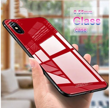 Huawei P30 Pro lite  Fashion tempered glass shell