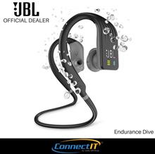 JBL Endurance DIVE Waterproof Wireless In-Ear Headphones with MP3 Player