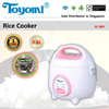 0c2f7137d6e9 TOYOMI Rice Cooker Warmer  Model  RC 889  - Official TOYOMI Warranty Set.