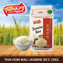 Free 1kg RICE!! With 25kg PaddyKing Thai Hom Mali Jasmine Rice
