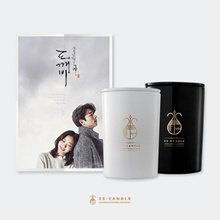 [2S CANDLE] ★ KOREAN DRAMA CANDLE ★ GUARDIAN: THE LONELY AND GREAT GOD (GONGYOO) / DOTS (SONG JOON KI) DESCENDANTS OF THE SUN CANDLE / GIFT SET