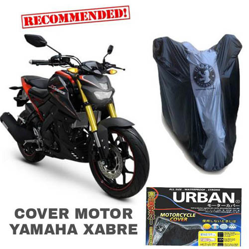 Cover motor URBAN-JUMBO(Ninja 250 vixion byson CB150R TIGERdll) Deals for only Rp125.000 instead of Rp125.000