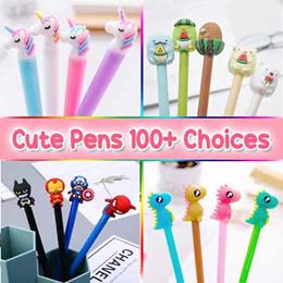 🎀 Pen Pens Pencils Stationery Hero Kids Goodie Bag School Student Teacher Children Day Gift