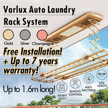 Auto Laundry Rack System | Nett price includes free installation and 7 YEARS WARRANTY | Heater |