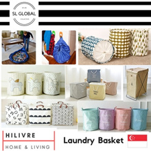[SG Seller FREE SHIPPING] Home organisation laundry basket/bins and hanging organisers!
