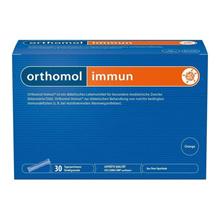 Ortomol Immunity Immune Strength Orange Flavor Granule 30 Days