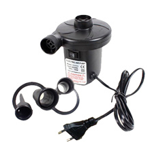 ★ Cheapest ★ Electric air pump for inflatable floats and air beds