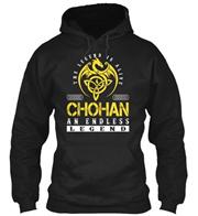 Chohan Gildan Hoodie Sweatshirt