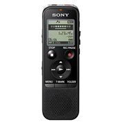 【官方正品】★Sony 入門級立體聲數位錄音筆 ICD-PX470 ★ 高感度S-mic system | 支援LPCM格式錄音 | 最高支援32G記憶卡 | 7種錄音場景 | USB傳輸