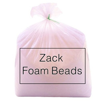 Zack Foam Beads | Bean Bag Refill | EPS foam Pearls - Quality - 1kg/55L