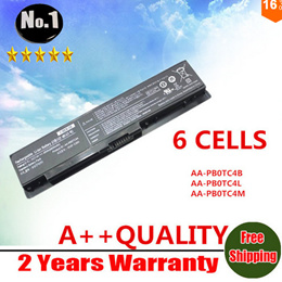 WHOLESALE New 6CELLS laptop battery For samsung N310 NP-N310 SERIES AA-PB0TC4B AA-PB0TC4L AA-PB0TC4M