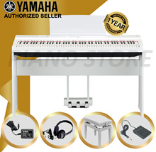 Top Selling YAMAHA P-125 / P125 Digital Piano 88 Weighted P Series Yamaha Piano Music Keyboard
