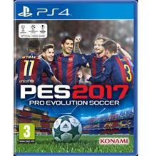 PS4 Pro Evolution Soccer 2017