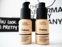 INSTOCK IN SINGAPORE! THE ORDINARY COVERAGE FOUNDATION | AUTHENTIC FROM USA
