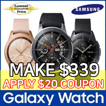 SAMSUNG Galaxy Watch Smartwatch ★ Bluetooth ★ 42mm / 46mm ★ Wearable Band / Trac