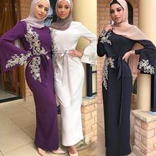 ★  Muslim Fashion Baju Kurung Muslimah Dress Luxury Maxi Dress for Hari Raya 2021