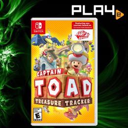 Switch Captain Toad Treasure Tracker