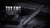 Olight I3T EOS Compact LED Flashlight