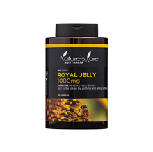 Natures Care Pro Royal Jelly 1000mg 180 capsules