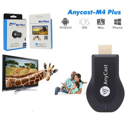 M4/M9 Plus EzCast/ Anycast/ Miracast/  Wifi Display Dongle Receiver For Smartphone Tablet Wireless