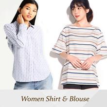 NEW WOMEN SHIRT/BLOUSE-BEST SELLER KEMEJA/BLOUSE WANITA - COPY