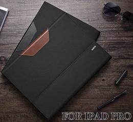 ESR Business PU Leather Auto Wake/Sleep Folio Stand Rotating Case for iPad Pro 12.9 inch