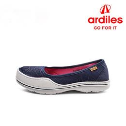 Neox by Ardiles Women Adzkia Sepatu Slip On Abu-ADZKIAAB