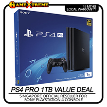 FREE DELIVERY ★SONY PS4 1 TB Pro Console w 1 x Controllers ★ Next level gaming 4K Quality Resolution w Remarkable Clarity. Local Sony 15 Months Warranty
