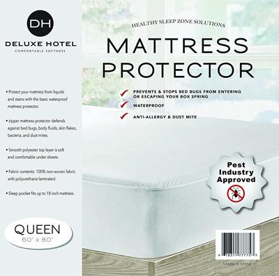 Qoo10 Crystaltowels Ultimate Bed Bug Blocker Zippered Mattress